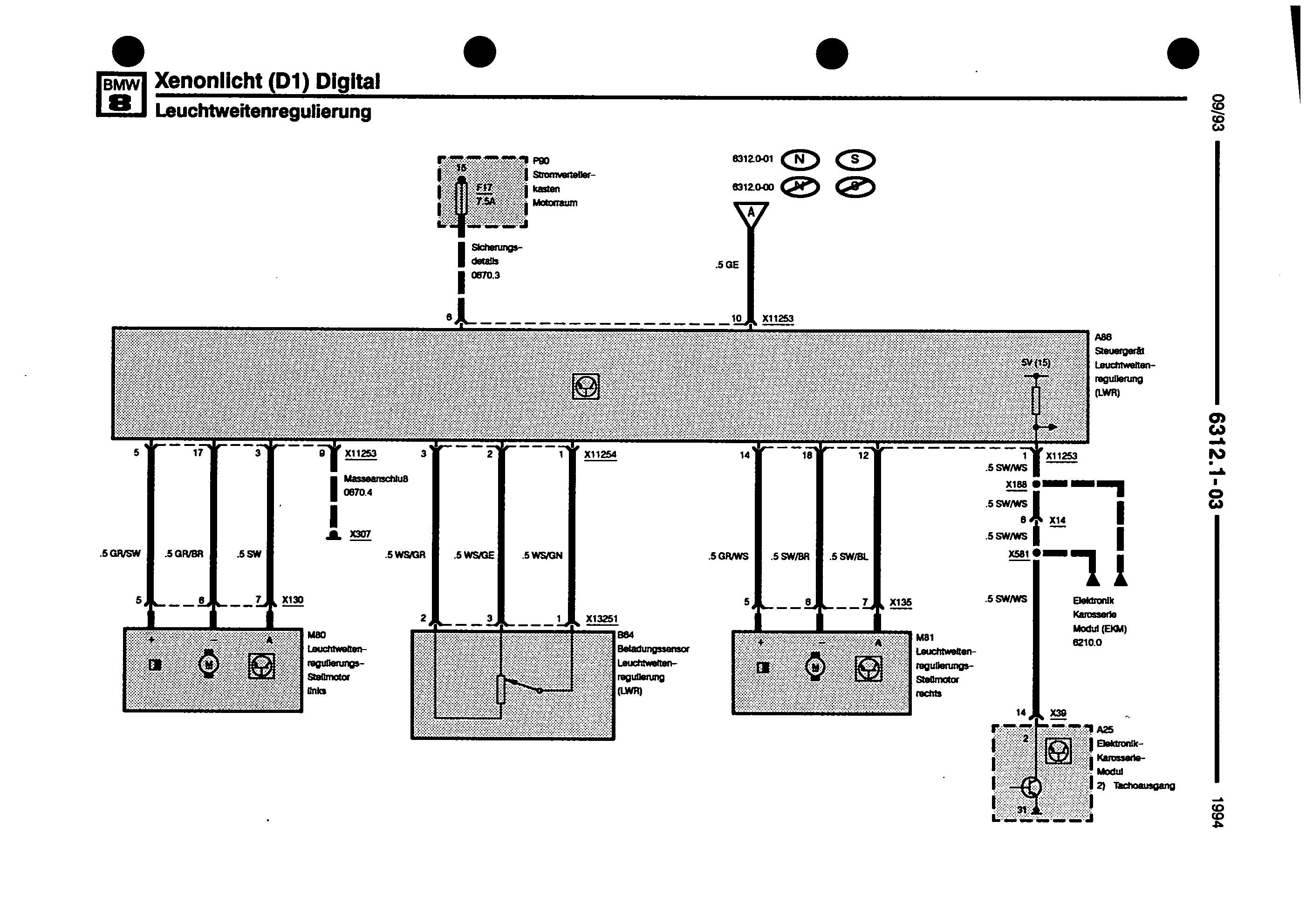 Terrific BMW Lwr Wiring Diagram Pictures - Best Image Schematics ...